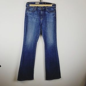 Adriano Goldschmied mid Rise Stevie boot jeans 31